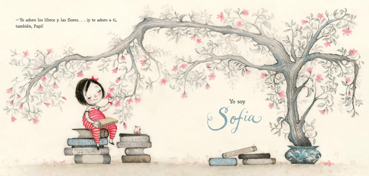 Alma y cómo obtuvo su nombre - Yo soy Sofia
