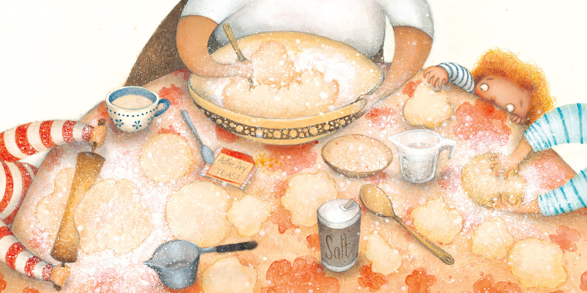 Fry Bread - Flour