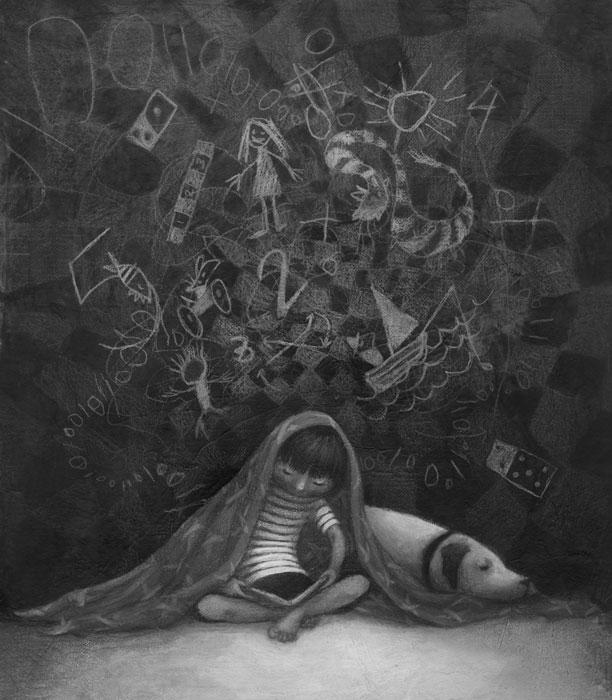E's Blanket by Juana Martinez-Neal