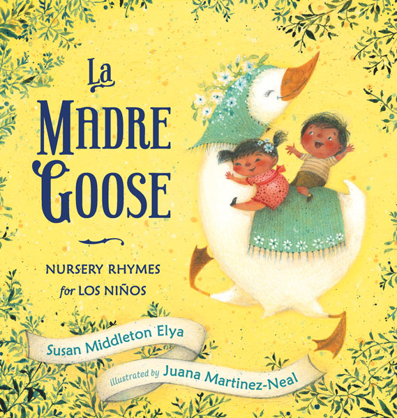 Fantastic! LA MADRE GOOSE: Cover Reveal And Pre-order Links