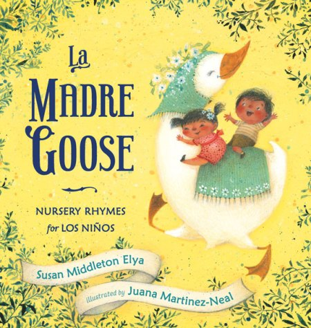 Cover of La Madre Goose
