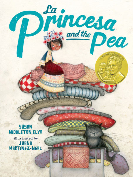 LA PRINCESA AND THE PEA - Cover Reveal