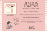 Alma - Teacher Tip Card