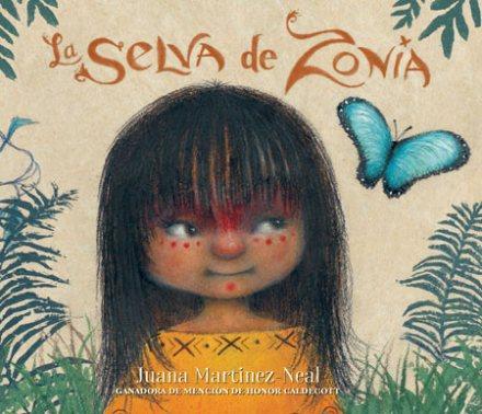 Cover of La selva de Zonia