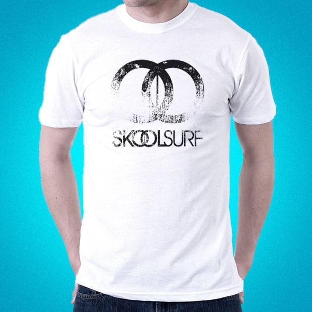 SkoolSurf camiseta promocional