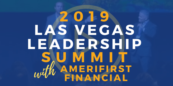 2019 Las Vegas Leadership Event with AmeriFirst Financial