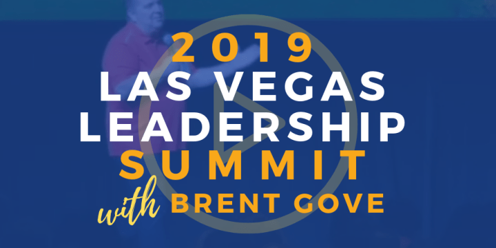 2019 Las Vegas Leadership Event with Brent Gove