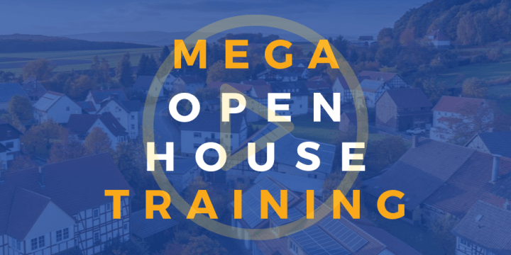 Mega Open House Training