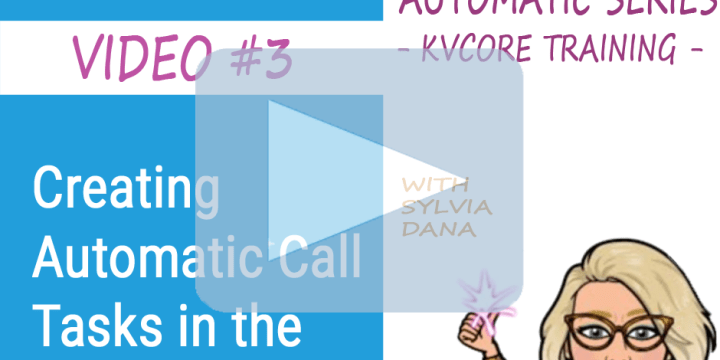 Creating Automatic Call Tasks in the Smart CRM