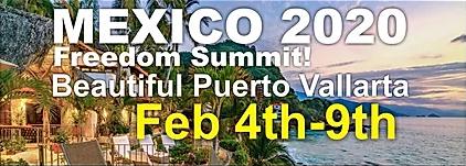 Freedom Summit 2020 – Mexico