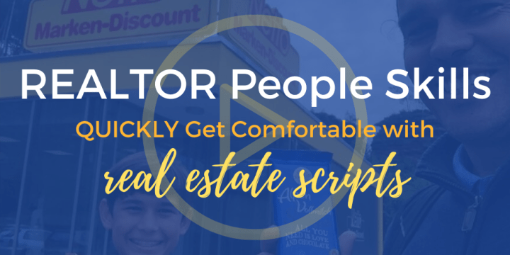 QUICKLY Get Comfortable with Real Estate Scripts