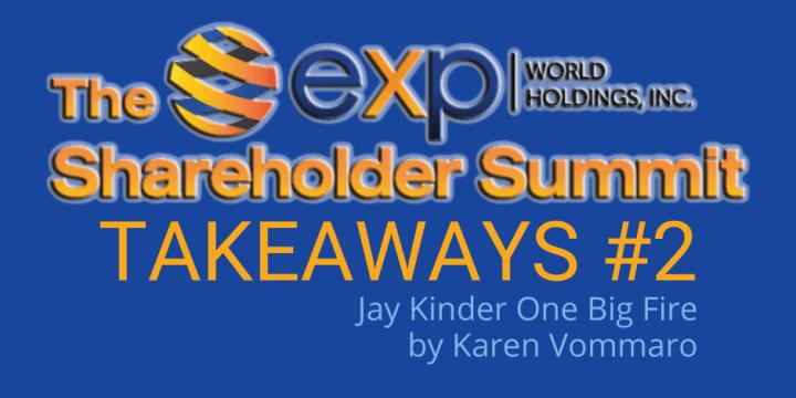 Shareholder Summit TAKEAWAY #2