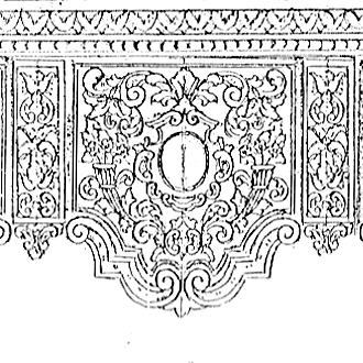 boceto trono