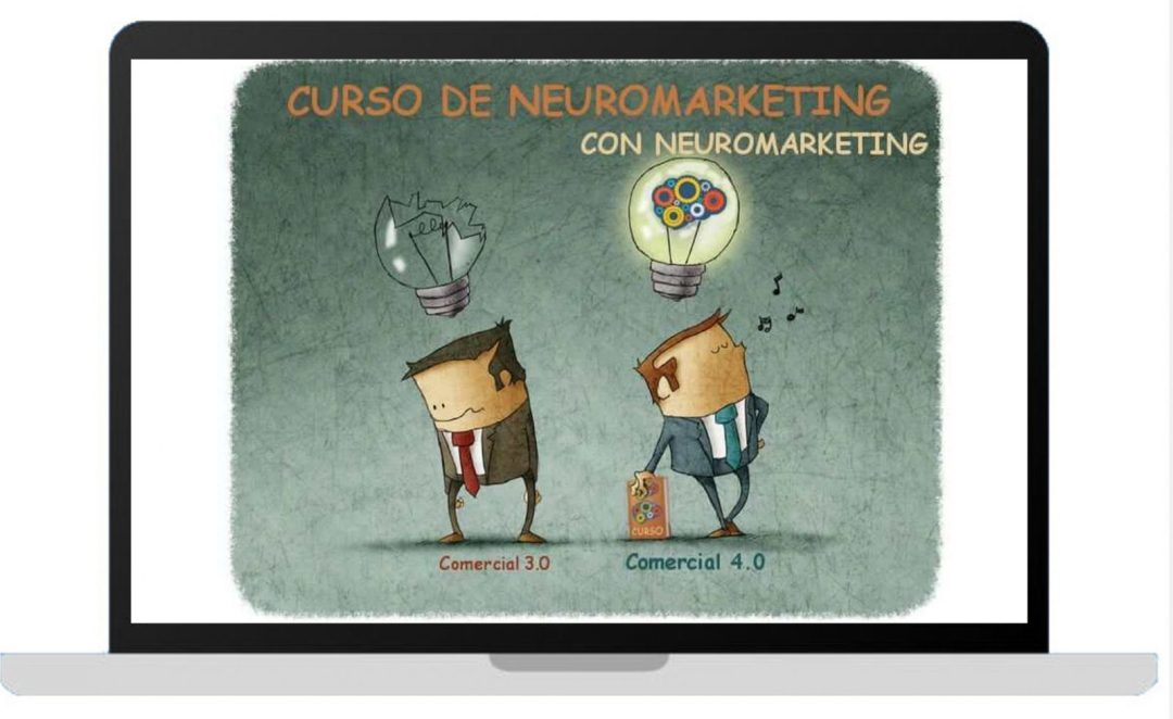 Curso de tips de Neuromarketing.