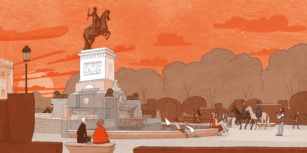 Resultado de imagen de plaza de oriente juan berrio