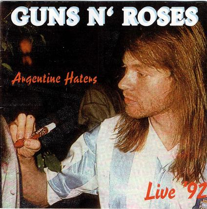 Guns N' Roses 1992, Chile-Argentina (5/5)