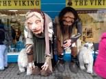Trolls en Hafnarstraeti