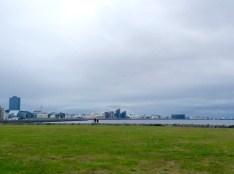 Skyline de Reykjiavik