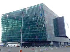 Harpa centro de exposiciones
