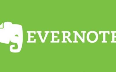 No pierdas tus ideas! Evernote