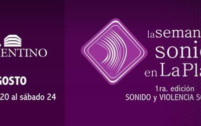 La semana del sonido en Argentina