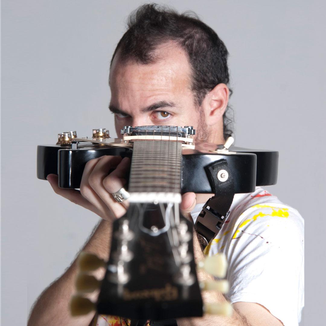 Juan Carrizo   Rock guitarist   Composer   Traveler