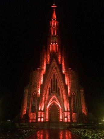 Brasil - Canela - Catedral de Piedra