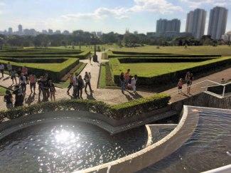 El Jardin Botánico en Curitiba es un oasis en medio de la urbe