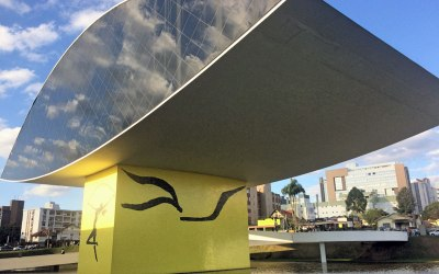 Curitiba, Niemeyer corazón