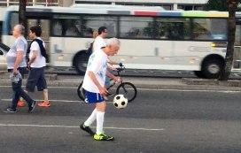 Juan Carrizo - Rio - El abuelo futbolero