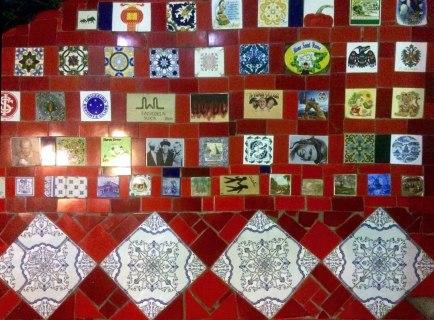Juan Carrizo - Rio - Azulejos de todos los colores