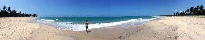 Porto de Galinhas - Solo en la playa