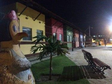 Porto de Galinhas - Calles pintorescas