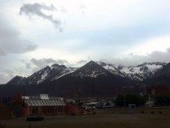 Ushuaia - Fin del mundo - Nave tierra