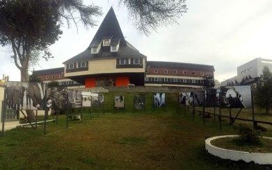 Ushuaia - Fin del mundo - Muestra fotográfica en la minucipalidad