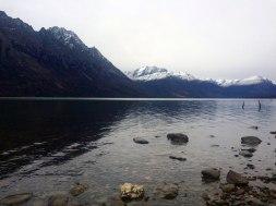Ushuaia - Bahia de Lapataia - Lago Roca desde el hito 24