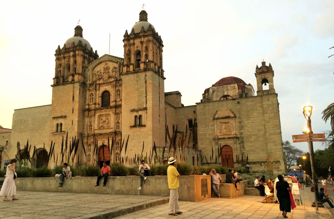 Juan Carrizo   Viajes - Centro histórico de Oaxaca, la capital de la sierras zapotecas