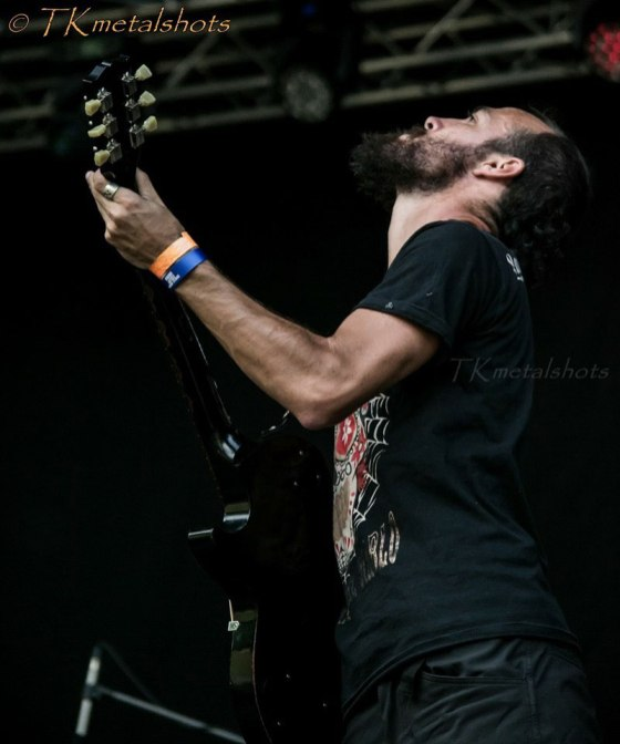 Juan Carrizo | ZiX @ Metal Days 2016