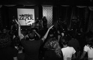 Juan Carrizo | Heavy Metal en Beirut - ZiX en Metro Al Madina