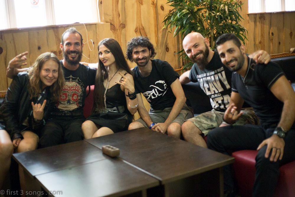 ZiX Después de la entrevista con Olga Herndon
