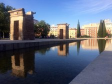 Juan Carrizo [viajes] Madrid | Templo de Debod