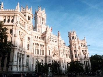 Juan Carrizo [viajes] Madrid   Palacio Cibeles