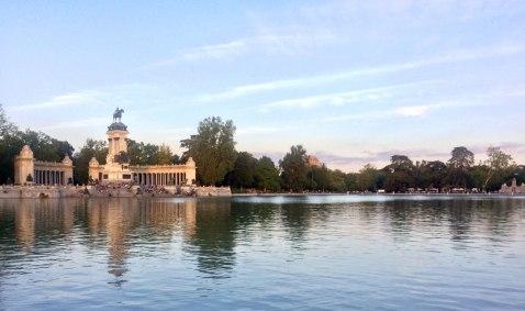 Juan Carrizo [viajes] Madrid | Parque del Retiro