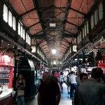 Juan Carrizo [Viajes] Madrid a pié - Mercado de San Miguel