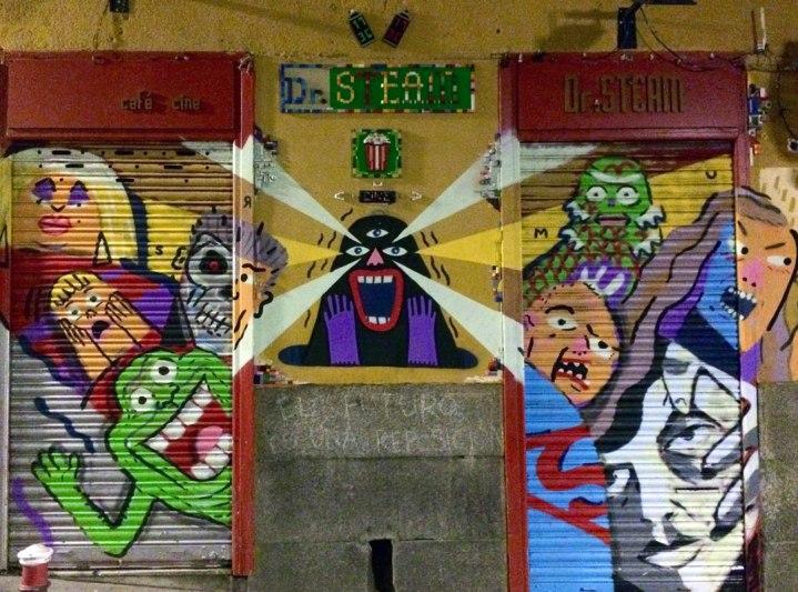 Juan Carrizo [viajes] Madrid   Monstruo urbano