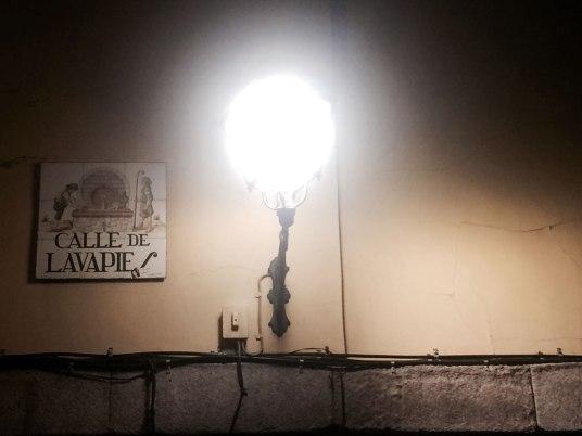 Juan Carrizo [Viajes] Madrid - La calle Lavapies