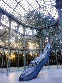 Juan Carrizo [Viajes] Madrid - Titanic en el Palacio de Cristal
