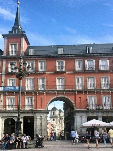 Juan Carrizo [Viajes] Madrid - Plaza del Sol