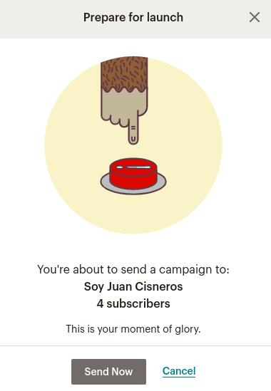 Pon a correr tu primera campaña de Email Marketing