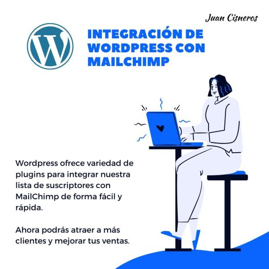Plugins de WordPress con MailChimp, crea tu lista de suscripción